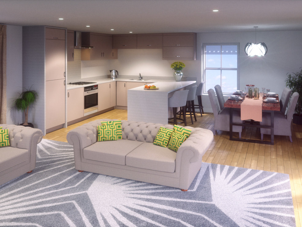 Interior Design Visualisation Walkthroughs And Animations